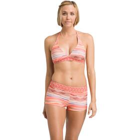 Prana Lahari Halter Bikinitop Dames, rood/roze